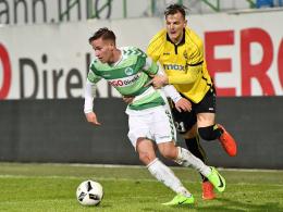 Bayreuth: Ohne Weber aber mit viel Willen gegen Bayern