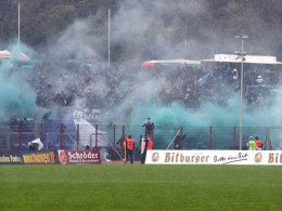 Trier gegen Saarbrücken: Mit Fans, aber ohne Fahnen