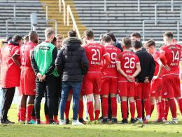 Sportfreunde Siegen gehen in die Oberliga