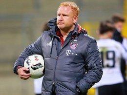 Vogel als Bayern-Trainer zurückgetreten