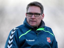 Eichede: Steinbek tritt zum Saisonende ab