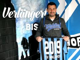 Torwarttrainer Tiano verlängert beim SV Waldhof