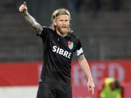 Steinbach: Saison für Kapitän Herzig beendet