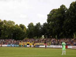 Kein Platz für Bayreuth: Spiel gegen Nürnberg II verlegt