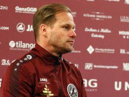 BFC-Trainer Rydlewicz bremst Ambitionen