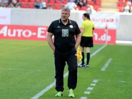 Homburg trennt sich von Trainer Kiefer