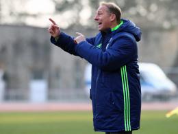 Luginger heuert beim FC Homburg an