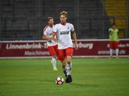 Kassels Giese wechselt zum Hamburger SV II