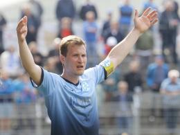 Stuttgarter Kickers: Saisonaus für Vize-Kapitän Abruscia