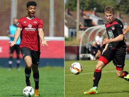Sommer und Oeßwein: Zwei Talente für den VfB