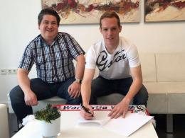 Vertrag verlängert: Dorow und Pinheiro bleiben in Worms