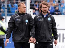 Co-Trainer Sabanov verlässt die Kickers