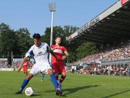Stuttgarter Stadtderby: Kickers testen gegen VfB
