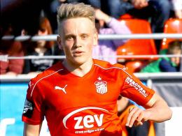 Rolle rückwärts: Geisler unterschreibt wieder in Cottbus