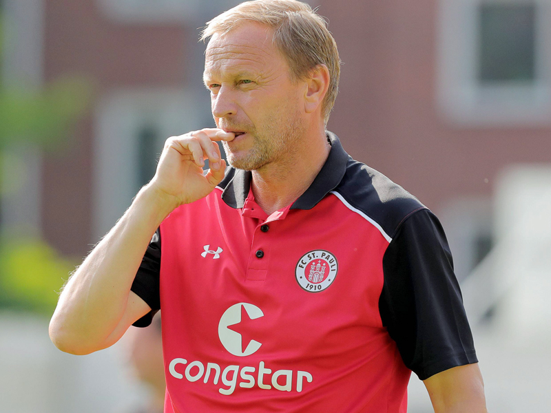 St. Pauli verlängert mit U23-Coach Philipkowski