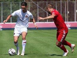 Bayern: Kleines Derby um die Tabellenführung