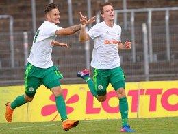 FC 08 Homburg: Ein Aufsteiger mischt die Liga auf