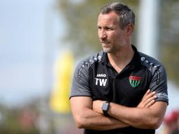Schweinfurt will im Derby