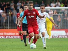 Einspruch hat Erfolg: Würzburg im Landespokal weiter