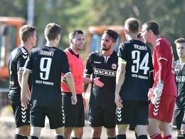Riesenärger bei Wacker: Vorwürfe Richtung Schiedsrichter