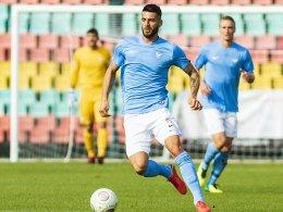 Einst Champions League, jetzt Regionalliga: Gjasula soll Viktoria voranbringen
