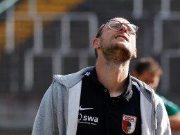 FC Augsburg II: Reinhardt tritt zurück