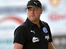Der neue BFC-Coach heißt Maucksch