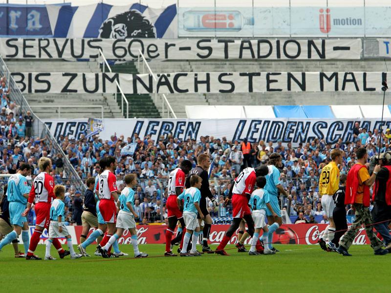 4.444 Tage später: Löwen-Rückkehr ins Grünwalder Stadion