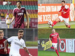 Dadashov, Marinkovic & Co. - Die Top-Torjäger der Regionalligen