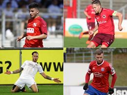 Regionalliga-Top-Torschützen: Hain außer Konkurrenz