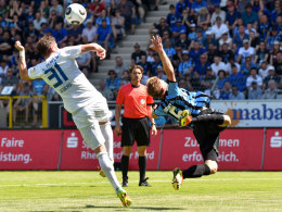 Alles offen: Mannheim und Meppen trennen sich torlos