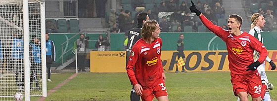 Jules Reimerink und Nils Petersen