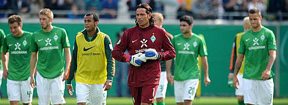 Abgang Werder Bremen