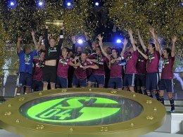 Schalke jubelt als Pokalsieger