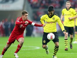 Thon zieht Bayern gegen Dortmund!