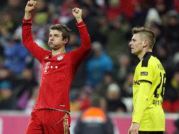Lust oder Frust? Thomas Müller nimmt mit Bayern einen neuen Anlauf gegen den BVB.