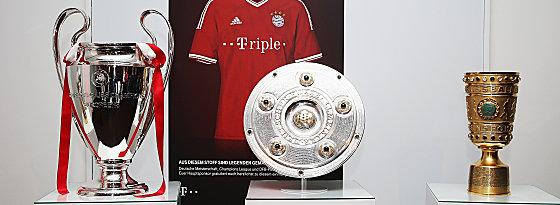 Es ist vollbracht: Bayern München hat alle Pokal abgeräumt.