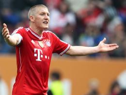 Verpasst den Saisonstart: Münchens Bastian Schweinsteiger.