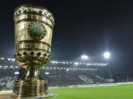 Leichtes Los für Bayern, Dortmund muss nach Dresden