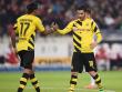 Fehlen beide im Pokal in Dresden: Dortmunds Pierre-Emerick Aubameyang und Nuri Sahin.
