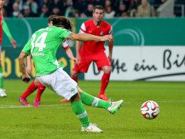 Wolfsburgs Ricardo Rodriguez
