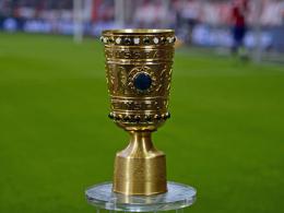 64 Teams treten in der DFB-Pokal-Endrunde gegeneinander an, um das Finale in Berlin zu erreichen.