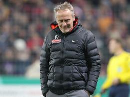 Kommentierte eine Fehlentscheidung gegen den SC Freiburg recht gelassen: Trainer Christian Streich.