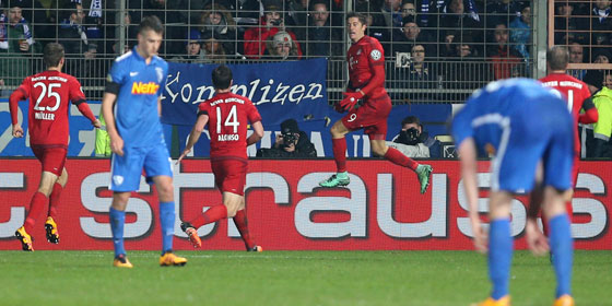 Bayern-Torj�ger Robert Lewandowski