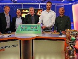Auslosung: BVB f�hrt nach Berlin - FCB erwartet Werder