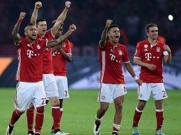 1. Runde: Jena gegen Bayern, Trier vs. BVB