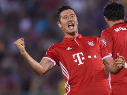 Keine �berraschung! FCB, FCA und St. Pauli souver�n
