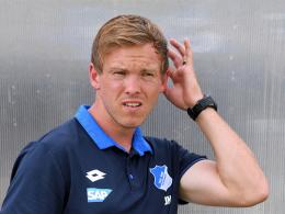 TSG-Coach Nagelsmann versp�rt gr��eren Druck