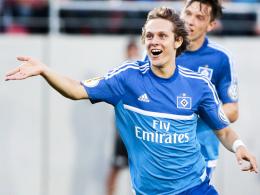 """""""Au�ergew�hnliche F�higkeiten"""": HSV-Coach Bruno Labbadia r�hmt Neuzugang Alen Halilovic."""