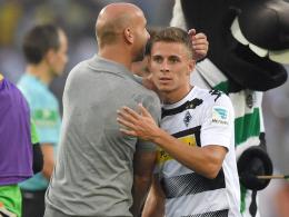 Gladbach ohne Offensivtrio gegen Stuttgart